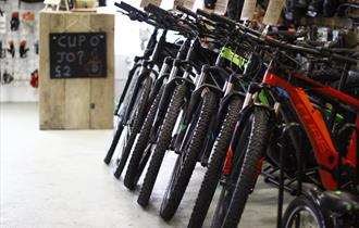 The Woods Cyclery - Online Shop